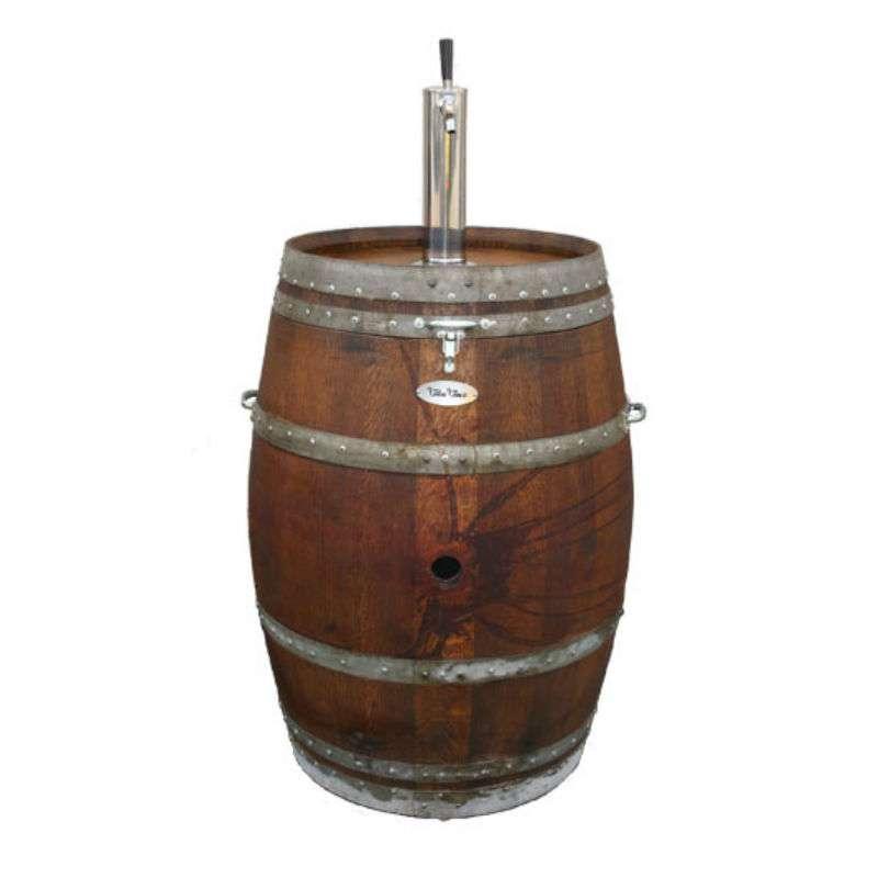 Wine Barrel Kegerator Fireside Concepts Wine