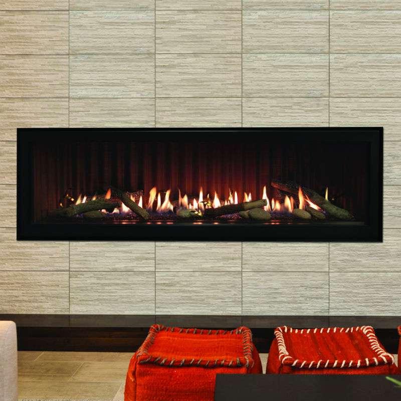 Fireside Concepts - Boulevard Linear Contemporary 48 & 60 : boulevard fireplace : Fireplace Design